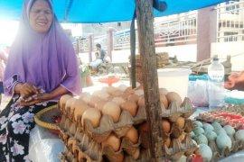 Harga telur ayam ras di Dharmasraya naik