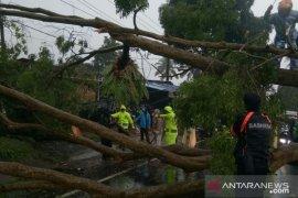 Sejumlah wilayah di Cianjur dikepung bencana sepekan terakhir ini
