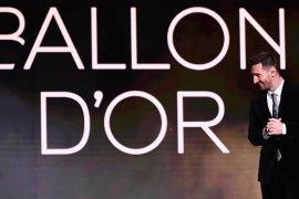 Perjalanan prestasi enam Ballon d'Or Lionel Messi