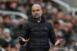 Guardiola isyaratkan Man City tidak akan  belanja pemain pada Januari