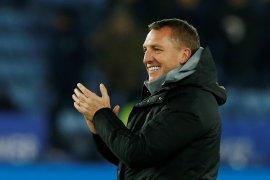 Rodgers ubah Leicester jadi calon juara Liga Inggris