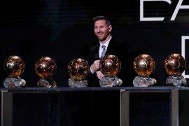 Berikut daftar lengkap peraih Ballon D'Or 2019