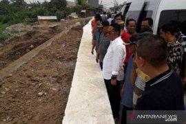 Pemkab Bekasi lakukan normalisasi puluhan sungai antisipasi banjir
