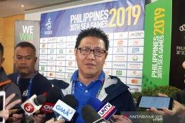 Sepak Bola - Laga Indonesia vs Brunei tetap jalan meski ada topan kammuri