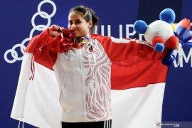 Perolehan sementara medali SEA Games 2019