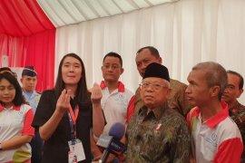 Wapres Ma'ruf Amin: Pemerintah akan tingkatkan akses lapangan kerja bagi difabel
