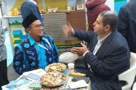 Delegasi sejumlah negera tertarik dengan sistem kewirausahaan pesantren Jawa Barat