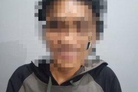 Seorang pemuda miliki 7,48 gram sabu diringkus polisi