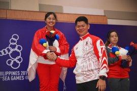 SEA Games 2019, cabang menembak sukses penuhi target tiga emas
