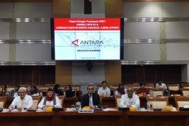 DPR dukung ANTARA jadi sentral distribusi informasi terpercaya