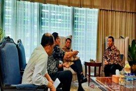 Kepala staf Kepresidenan dijadwalkan akan berkunjung ke Madina