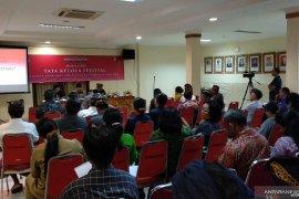 Disbud Bali diskusikan tata kelola festival bersama sanggar seni