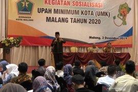 Pemkot Malang sosialisasikan UMK 2020 ke pelaku usaha