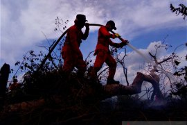 Menteri LHK sebutkan Manggala Agni patriot Indonesia
