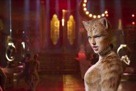 """Taylor Swift sukai """"keanehan"""" dalam film """"Cats"""""""