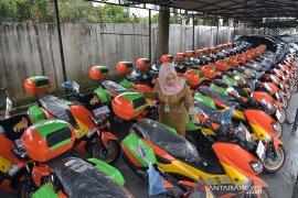 Bapenda Riau siapkan 40 motor Samsat Tanjak, begini penampakannya
