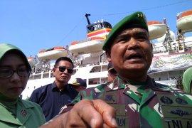 Pangdam XIV/Hasanuddin lepas pasukan PBB ke Lebanon