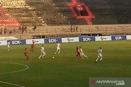 Kompetisi sepak bola U-20 International Cup di Bali sepi penonton