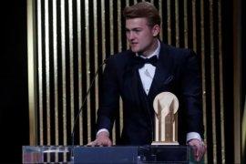 Seremoni Ballon d'Or, De Ligt raih Kopa Trophy pemain terbaik U-21