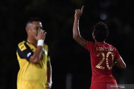 Indra Sjafri: Osvaldo sama seperti pemain lain meski cetak gol terbanyak