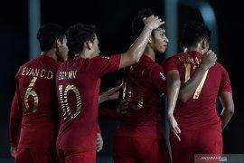 Timnas Indonesia U-22 ganti kiper saat lawan Laos