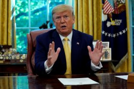 Gedung Putih menolak hadiri dengar pendapat pemakzulan Trump