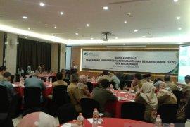 BP Jamsostek : Baru satu SKPD ikut kepesertaan Jamsostek Ketenagakerjaan