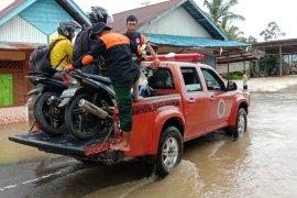 Sejumlah kecamatan di Kapuas Hulu banjir