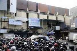 Komisi B persoalkan pengelolaan lahan parkir di Pasar Tunjungan Surabaya