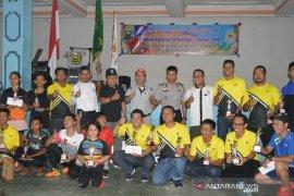 Kecamatan Sijunjung juara umum Pekan olah raga kabupaten ke I