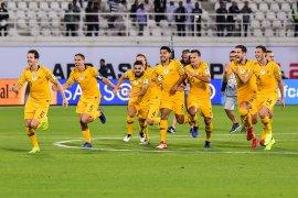 Australia diundang masuk Grup A bersama Argentina di  Copa America