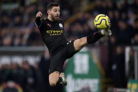 City hajar Burnley untuk gusur Leicester di posisi kedua Liga Inggris