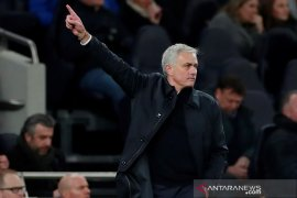 Mourinho larang pemain Spurs tonton rekaman saat dikalahkan Bayern 2-7