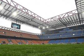 Sejumlah pertandingan Liga Italia ditunda karena wabah corona