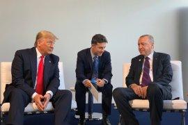Erdogan dan Trump bahas perkembangan Libya