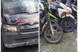 Polres Langkat tangkap 13 tersangka pelaku pencurian dengan kekerasan