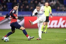 Liga Prancis, Lyon tersungkur di kandang tatkala Brest pesta gol di Stasbourg