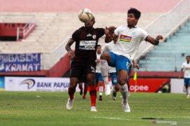 Persipura menang lawan PSIS Semarang