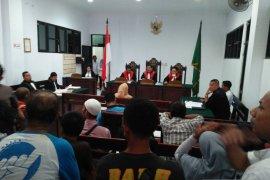 Hakim telusuri keterlibatan oknum bhabinkamtibmas desa Latu di kasus pembunuhan