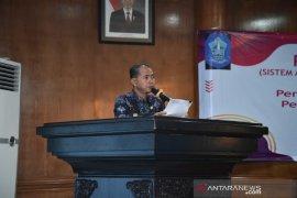Pemkab Bangka luncurkan aplikasi Buku Tamu
