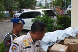 PPNS Satpol PP Bangka kejar pelaku pembuang limbah medis