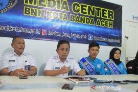 BNNK Banda Aceh intensif sosialisasi antinarkoba