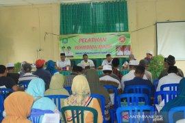 Sebanyak 100 amil dan majelis taklim di Kota Tangerang diberi pelatihan mandi jenazah