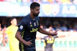 Sami Khedira diperkirakan absen bela Juventus tiga bulan