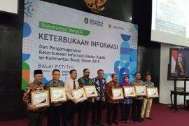 Gubernur Sutarmidji dorong lembaga layanan publik sajikan data informatif