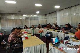 DPMPD Kaltim gelar Rakor bahas kendala pengelolaan keuangan kabupaten