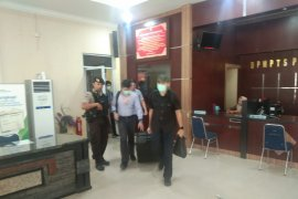 KPK sita dokumen usai geledah ruang Kadis di Dumai