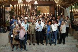 """INALUM nonton bareng """"Sang Prawira"""" bersama  Jurnalis"""