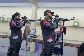 Cabang olahraga menembak Indonesia lampaui target emas SEA Games 2019