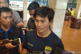 Persib bawa 22 pemain menyongsong laga tandang hadapi PSS dan Borneo